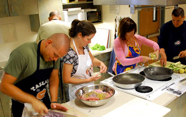 Love Food Hate Waste Cooking Class