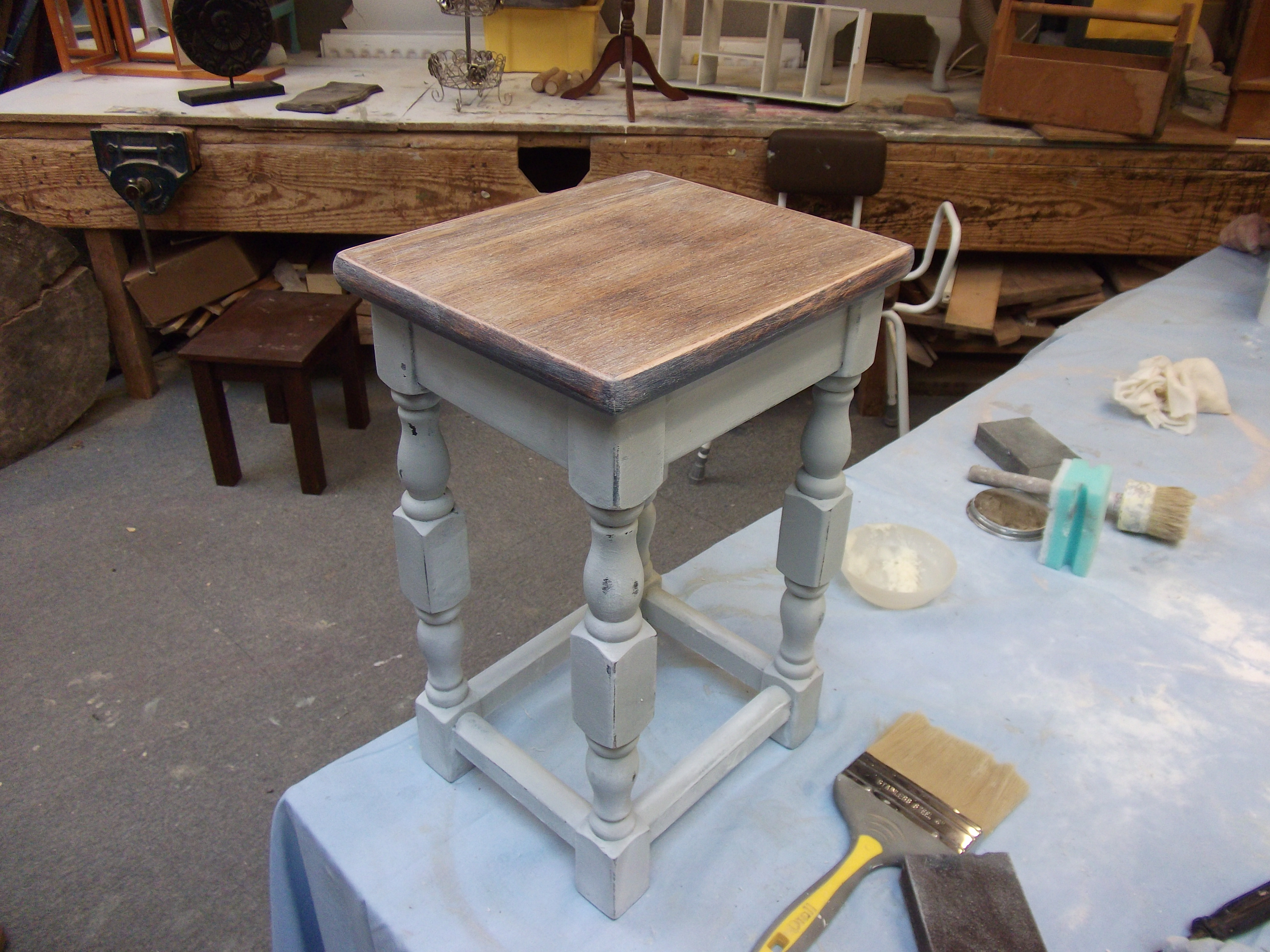 Furniture Upcycling class - Brocks Hill Environment Centre