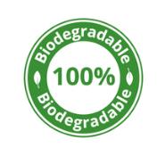Sample biodegradable logo