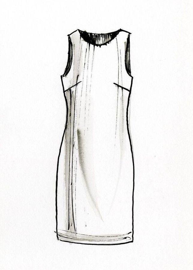 Reuse Fabric course - Make a shift dress - Free